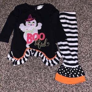 Emily Rose Baby Girls Halloween Outfit SZ.18 mo.